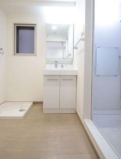 【洗面所】ラコルタ上野