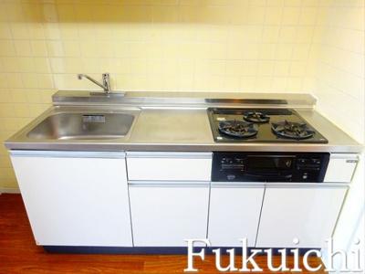 【キッチン】自由ヶ丘レックス