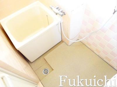 【浴室】自由ヶ丘レックス