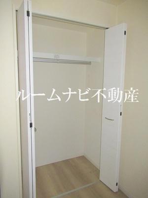 【収納】オーセンティックハウス東日暮里