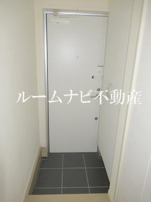 【玄関】オーセンティックハウス東日暮里