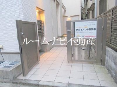 【エントランス】オーセンティックハウス東日暮里