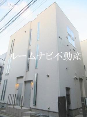 【外観】オーセンティックハウス東日暮里