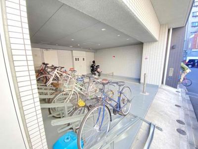 【駐車場】スカイコートヒルズ新宿
