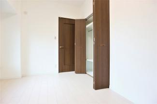各居室にはクローゼットが設けられており、室内を有効に使用していただけます(^^)ぜひ素敵な室内を現地でご確認ください!お気軽にネクストホープ不動産販売までお問い合わせを!