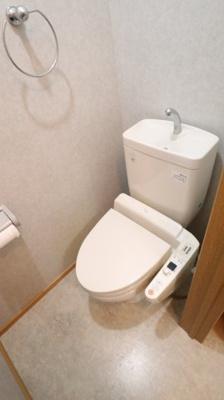 【トイレ】アーバンヒル上大岡
