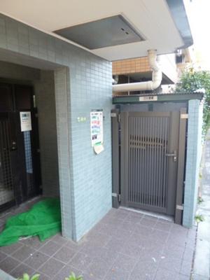 【セキュリティ】スカイコート千歳烏山第5