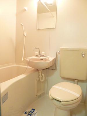 【浴室】スカイコート千歳烏山第5