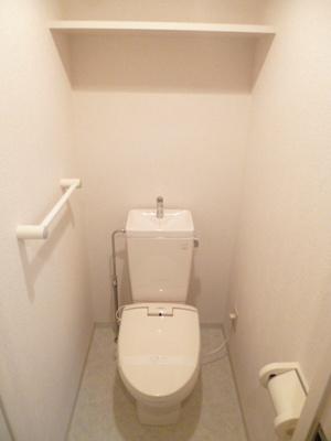 【トイレ】スカイコート駒場東大前