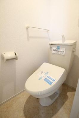 【トイレ】クレメント神陵台