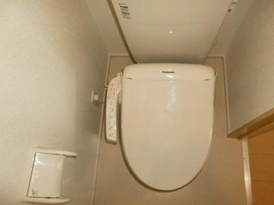 【トイレ】カーサドルミーレ