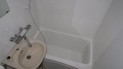 【浴室】第二幸和マンション