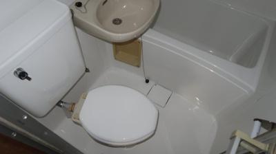 【トイレ】第二幸和マンション