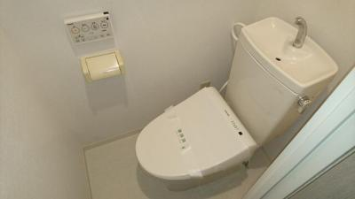 【トイレ】T‐WOODビル