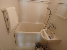 【浴室】ドゥーエ巣鴨