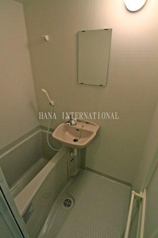 【浴室】あおばトラスト北千住