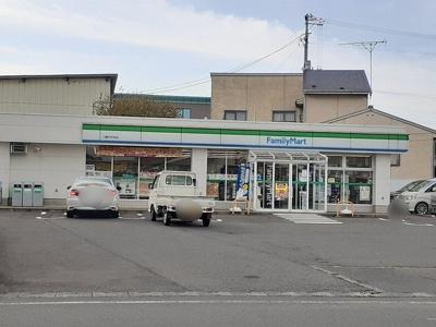 ファミリーマート八幡平中央店まで651m