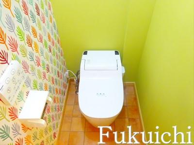 【トイレ】ダーラナホース