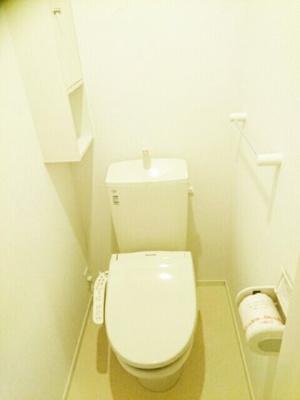 【トイレ】スカイパレスA