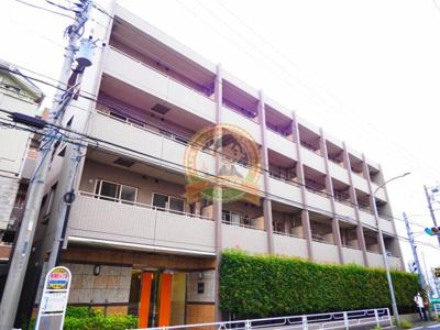 「妙蓮寺駅」徒歩圏内の4階建て分譲賃貸マンション☆