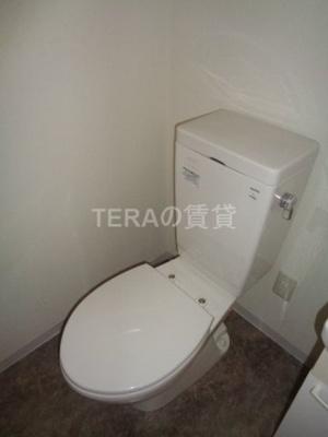 【トイレ】目白台サンハイツ