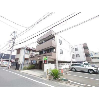 【外観】小茂根ファーストコーポ