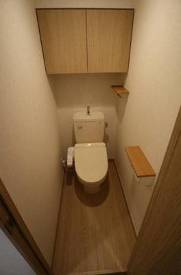 【トイレ】ルーブル高島平
