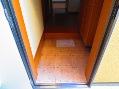 【玄関】センターハイツ