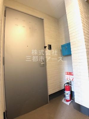【玄関】コンフォレア