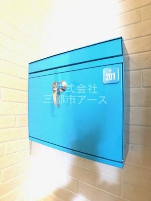 【設備】コンフォレア