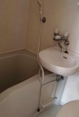 【浴室】ミリオンコート神楽坂
