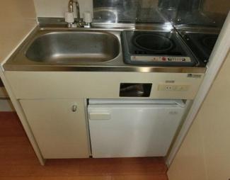 【キッチン】《高積算!》横浜市中区簑沢一棟アパート