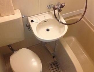 【浴室】《高積算!》横浜市中区簑沢一棟アパート