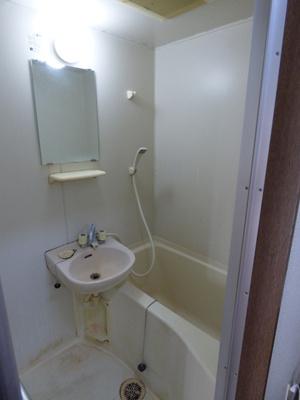 【浴室】ウエスト・タウン・ハウスⅠ