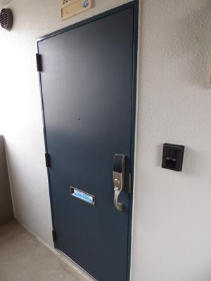 【玄関】ウエスト・タウン・ハウスⅠ