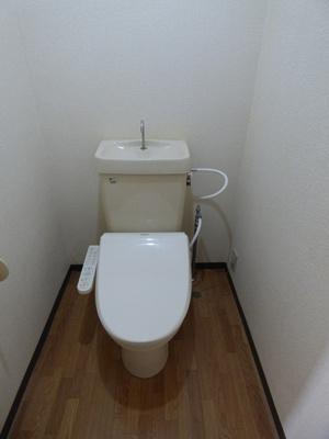 【トイレ】ウエスト・タウン・ハウスⅠ