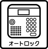【セキュリティ】シャーメゾン フルールハイム