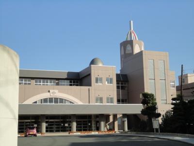 山口市立阿知須小学校(小学校)まで974m