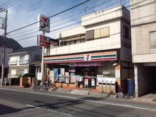 セブンイレブン山口一ノ坂店(コンビニ)まで1,365m