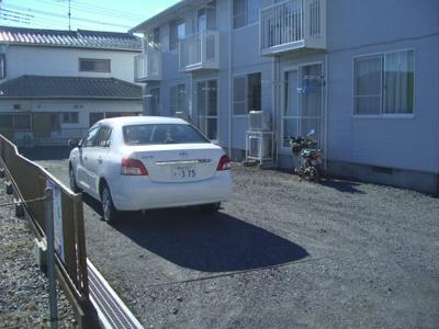 【駐車場】ドミールN
