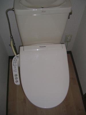 【トイレ】ドミールN