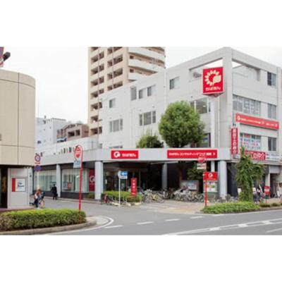 銀行「三井住友銀行まで332m」千葉銀行