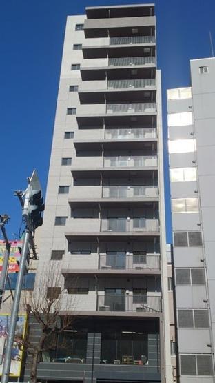 【外観】カメリアコート新宿