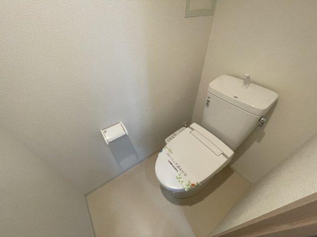 【トイレ】カメリアコート新宿