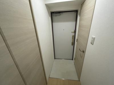 【玄関】カメリアコート新宿