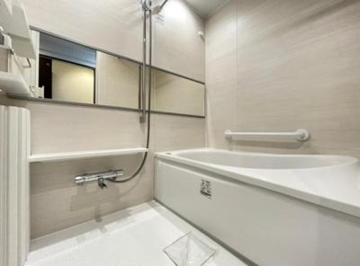 善福寺コーポのお風呂です。
