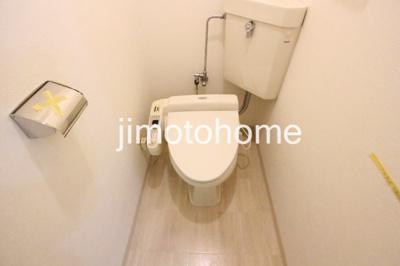 【トイレ】西長堀ドリームマンション