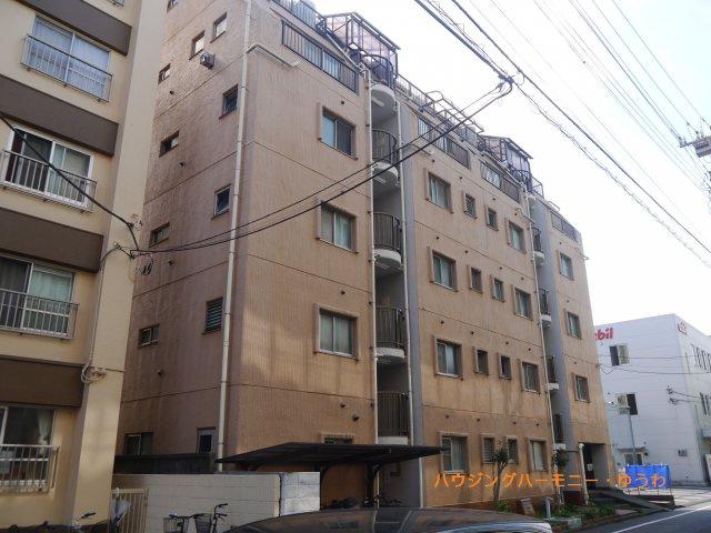 【外観】キャニオンマンション第6高島平