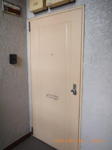 【玄関】キャニオンマンション第6高島平