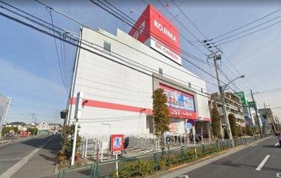 コジマ×ビックカメラ高井戸東店